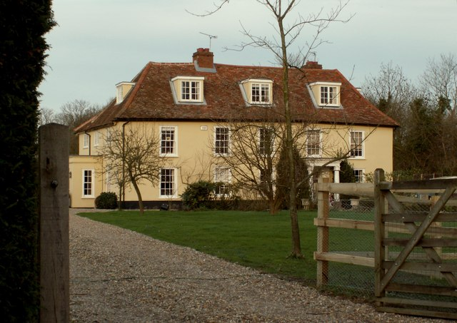 Farmhouse at Moat Farm