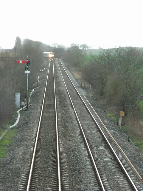 Looking South-west