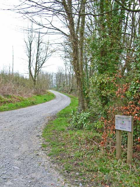 Aldouran Glen woodland walk