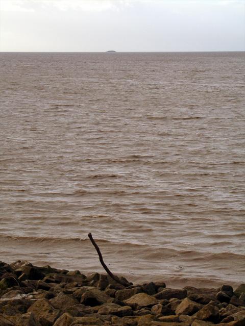 Looking towards Denny Island