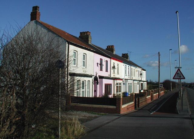 Glencoe Villas, Preston