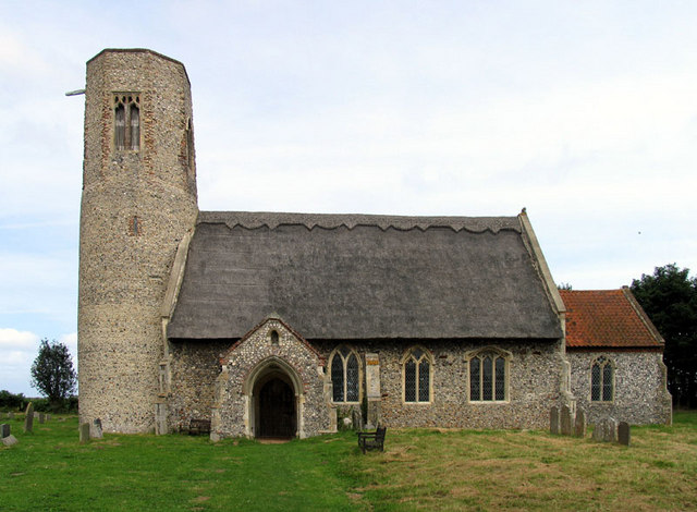 All Saints, Edingthorpe, Norfolk