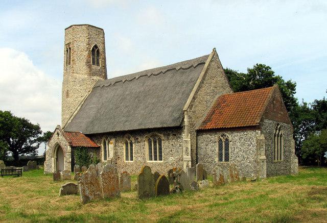 All Saints, Edingthorpe, Norfolk