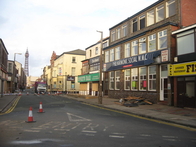Foxhall Road Blackpool