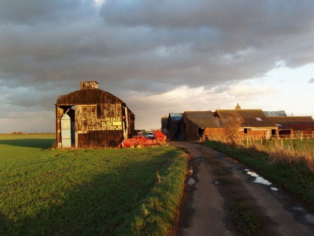 Rusholme Hall Farm