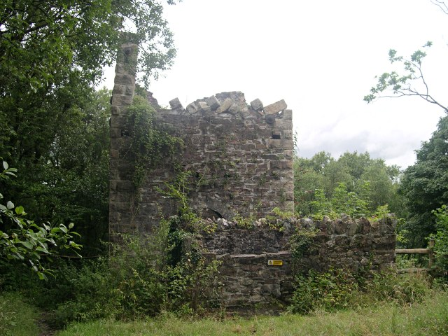 Ruined Engine House