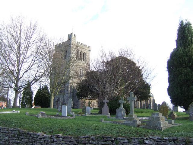 Madley church