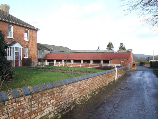 Lower Cublington Farm