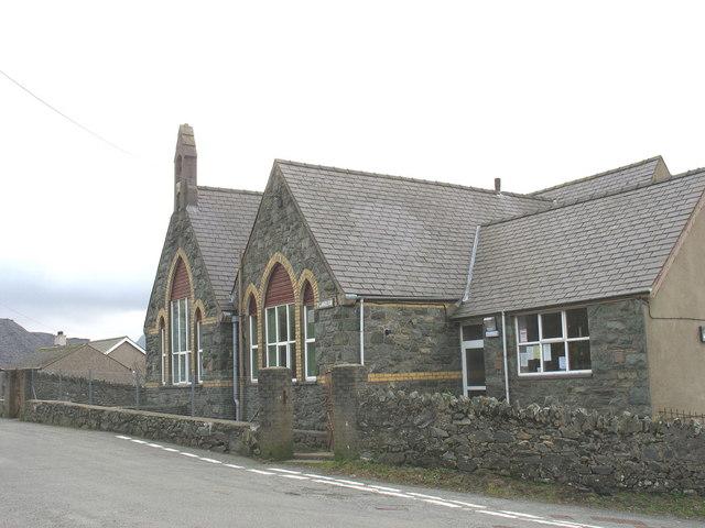 Y Ganolfan - the community centre at Dinorwig