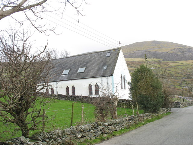 Ffynnon Wen - a converted chapel of ease