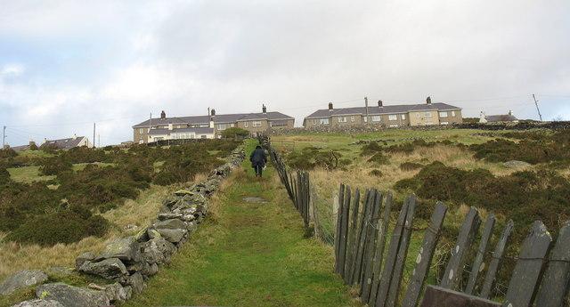 The Bro Eilian Estate, Dinorwig