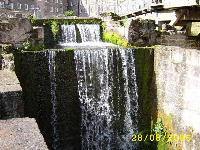 Mill Stream Cromford