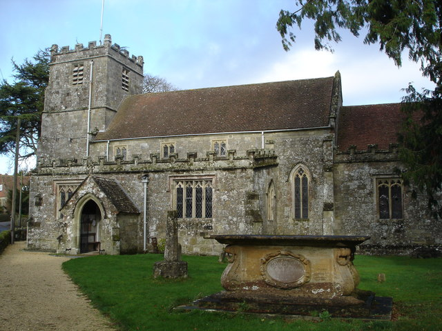 The Parish Church of Donhead St. Andrew