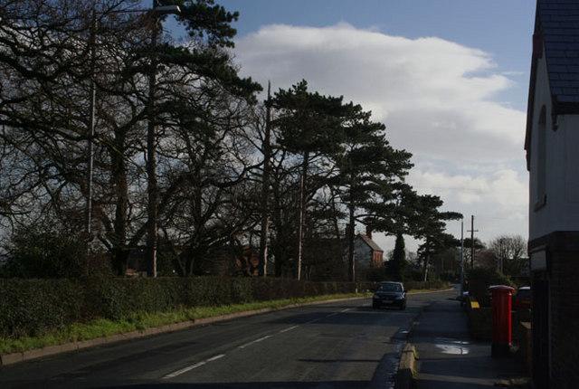 Gresford Rd