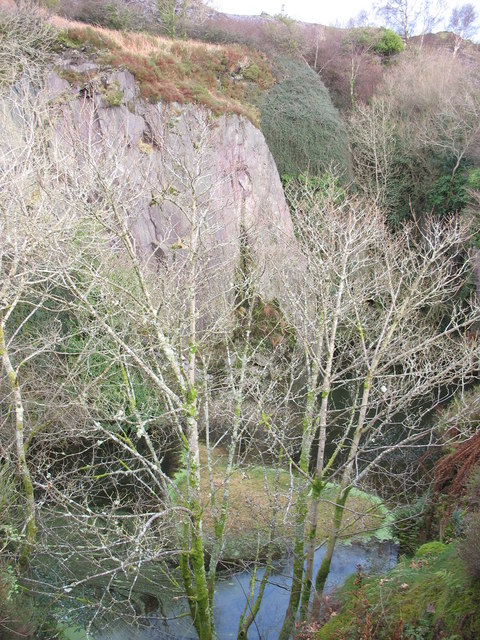 Chwarel Goch, Dinorwig