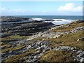 NM0349 : Tiree north coast by Roger McLachlan