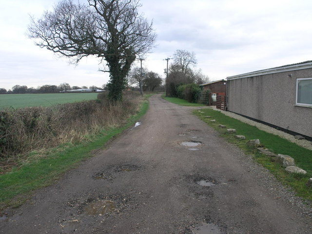 Pothole Path
