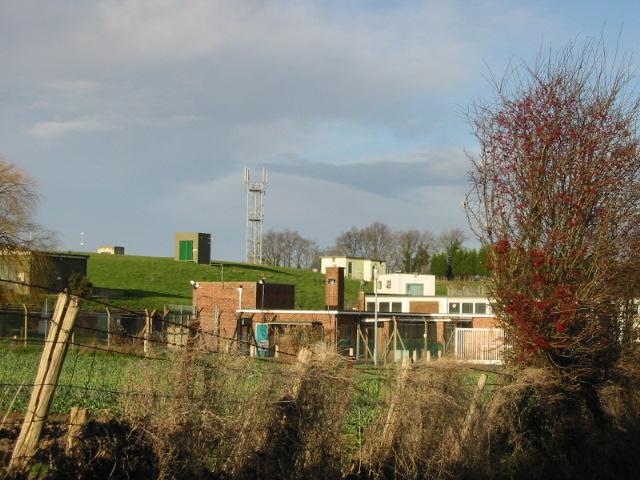 Ash radar station - now not used for radar.