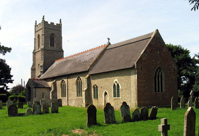 St Peter, Ridlington, Norfolk