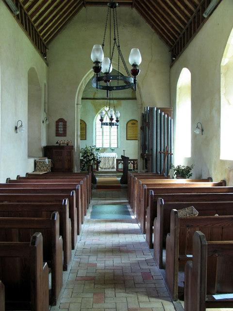 St Peter, Ridlington, Norfolk - East end