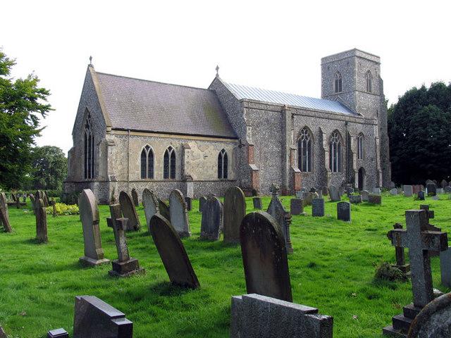 St Botolph, Hevingham, Norfolk