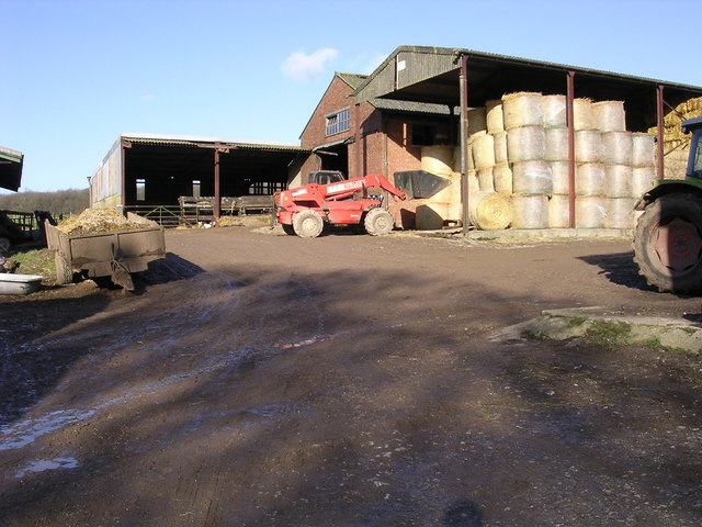 Frenches Farm buildings