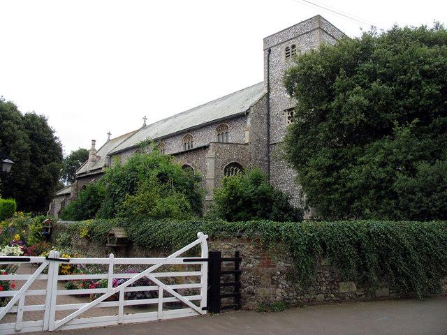 All Saints, Thornham, Norfolk