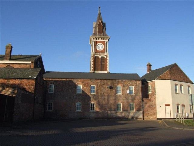 Town Clock, Wisbech