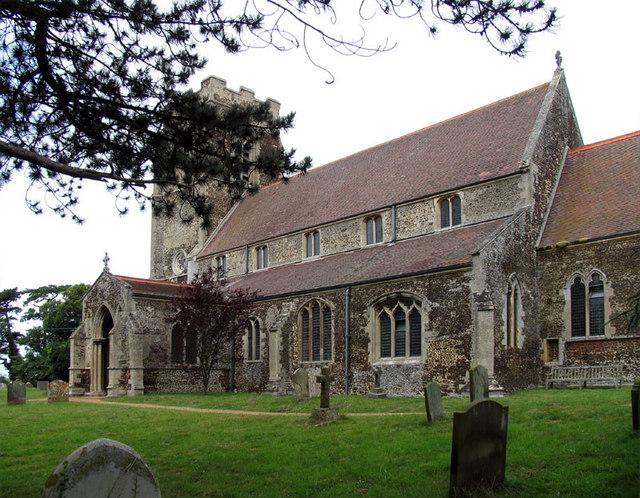 St Peter, Wolferton, Norfolk