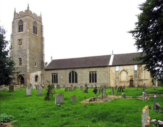 St Mary, Holme-next-the-Sea, Norfolk