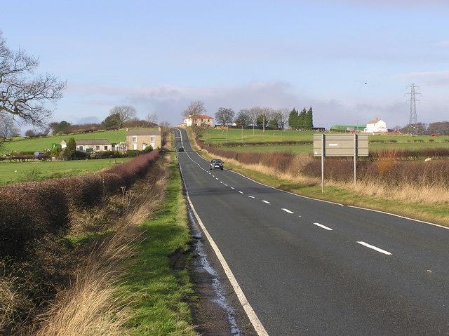 Pixley Hill  :  (B6286)