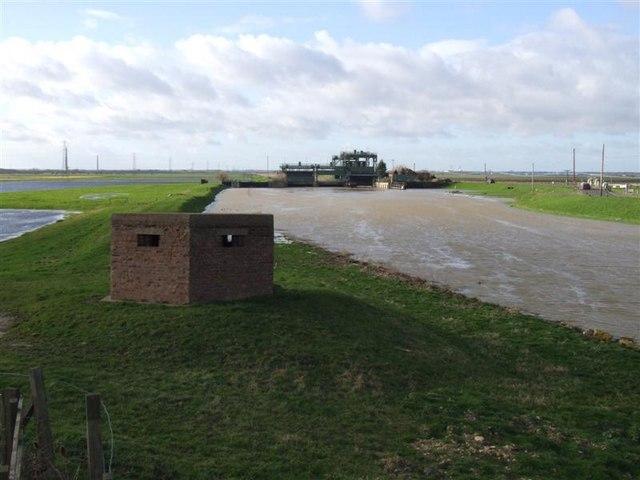 WW 2 observation post