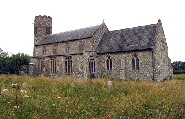 St Mary, Roughton, Norfolk