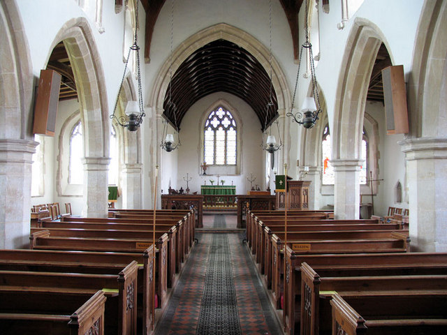 St Mary, Roughton, Norfolk - East end