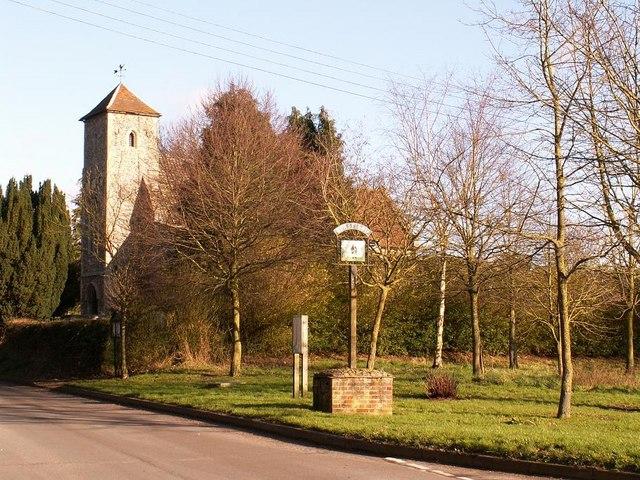Fersfield Church