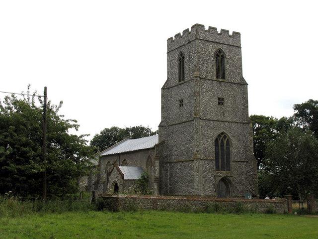 St Margaret of Antioch, Felbrigg, Norfolk
