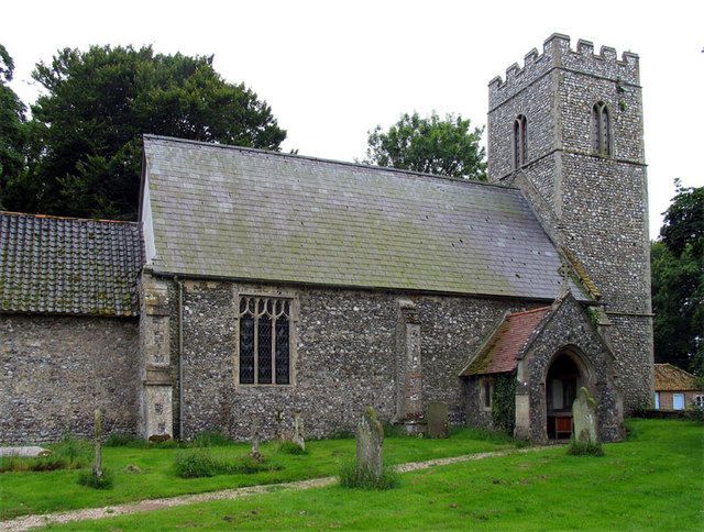 St Andrew, Metton, Norfolk