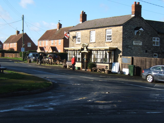 The Bell Inn at Purton Stoke