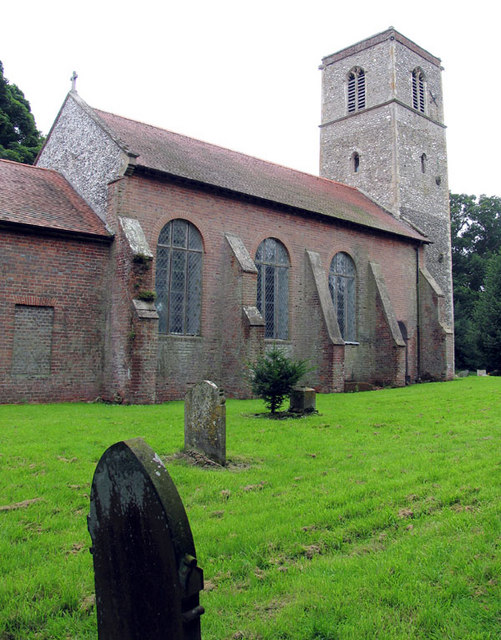 St Giles, Colby, Norfolk