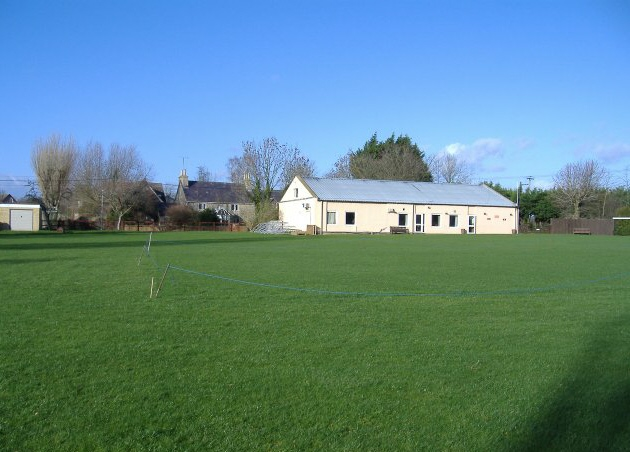 Goatacre cricket club and village hall