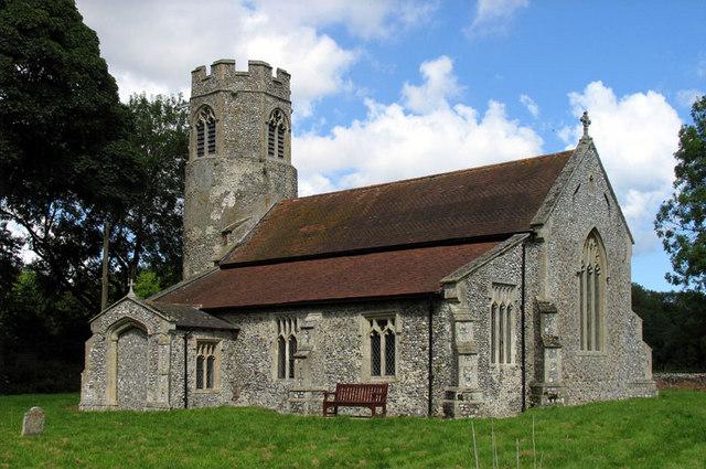 St Peter, Matlaske, Norfolk