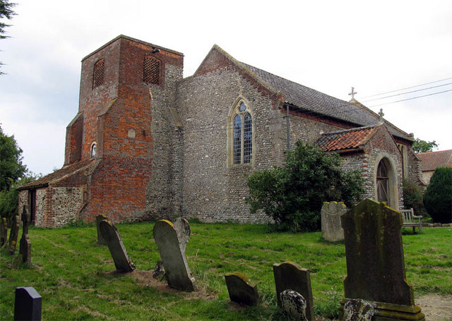 All Saints, Hempstead, Norfolk