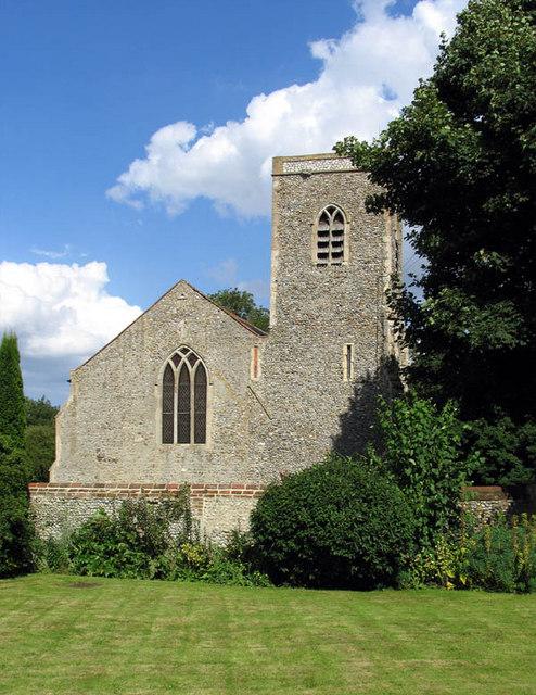 St Maurice, Briningham, Norfolk