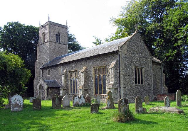 St Andrew, Brinton, Norfolk