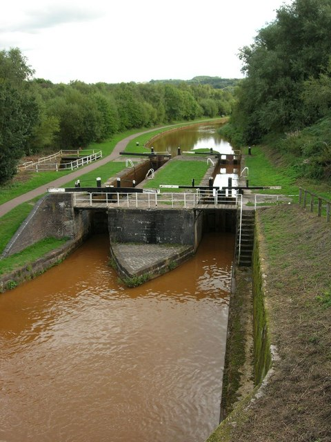 Lock 42, Trent and Mersey Canal