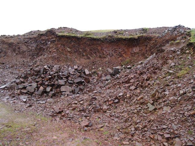 Quarry, Bowshank Hill