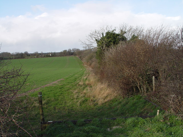 Farmland near Hemsworth