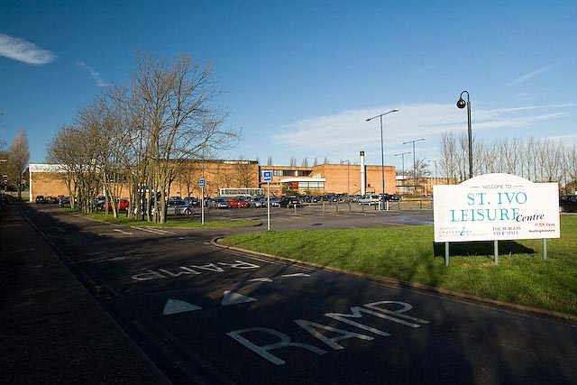 St Ives Indoor Leisure Centre