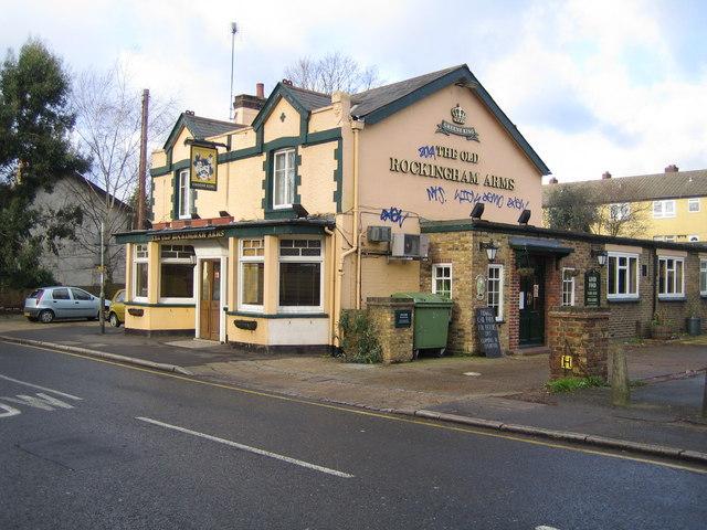 Uxbridge: The Old Rockingham Arms