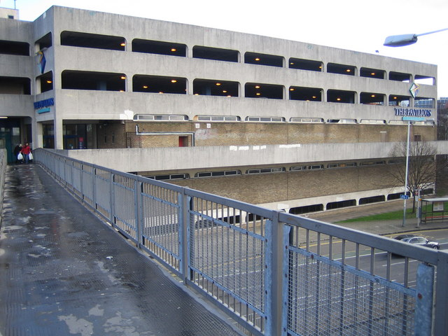 Hillingdon Car Park Season Ticket